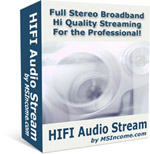 HI FI Audio Stream