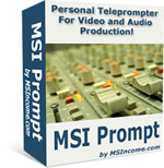MSI Prompt for Home Professionals